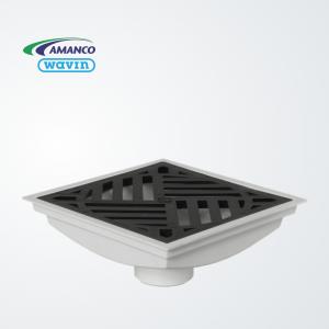Embudo desagüe vertical PVC -Nivel 1