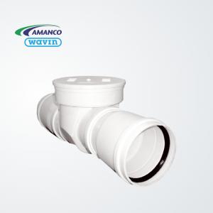 Válvula de retención PVC -Nivel 1