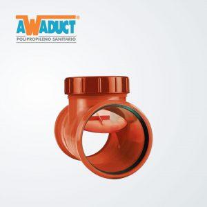 Válvula antiplaga ø 110 mm (2275) Awaduct