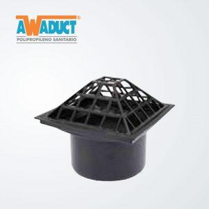 Sombrerete de ventilación ø 63mm H (4150) Awaduct