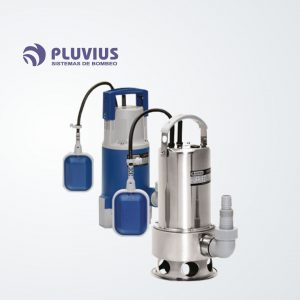 Bomba sumergible Pluvius – Agua limpia 400w – 2311