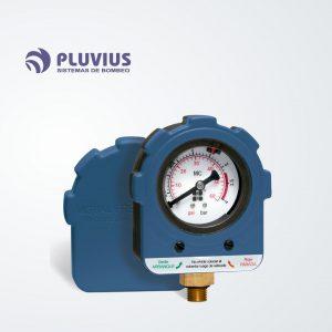 Control automático de presión CAP – Pluvius