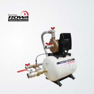 Bomba presurizadora MaxFlow 302/35L- Rowa
