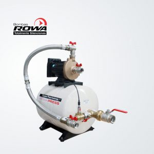 Bomba presurizadora MaxFlow 303 60 L – Rowa