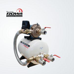 Bomba presurizadora Press 327 60 L – Rowa